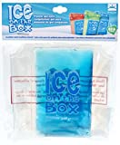 Ice on the Box - Reusable freezer Gel pack for 8oz Drink in the Box by Precidio Design