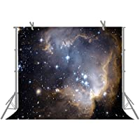 FUERMOR Background 7X5FT Mysterious Galaxy Photography Backdrop Photo Studio Props (new material) RQ006