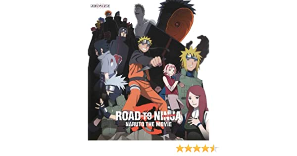 Amazon.com: ROAD TO NINJA-NARUTO: Movies & TV