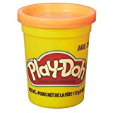 Play Doh Latas, color Naranja