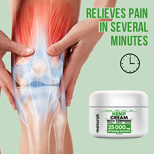 51rpM7mqf7L - PLANTGENIC Organic Hemp Pain Relief Extract 25 000 Mg, Made in USA, Non-GMO, Natural Hemp Oil for Joint Pain