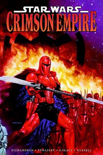 Star Wars  Crimson Empire, Volume 1, Richardson, Mike & Stradley, Randy & Gulacy, Paul & Craig, P.