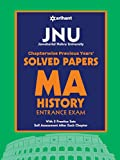 JNU Chapterwise Previous Years' Solved Papers MA History