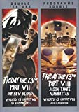 Friday the 13th Part 7: The New Blood / Friday 13th Part 8: Jason Takes Manhattan