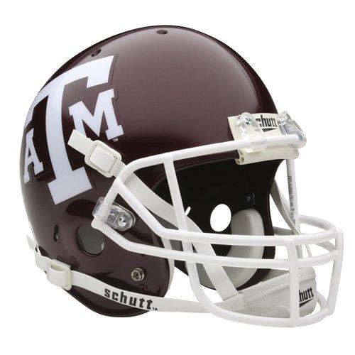- NCAA Texas A&M Aggies Replica Helmet