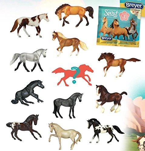 Breyer Spirit Riding Free Blind Bag 1:32 Model Horse, Series 2: Case of 12