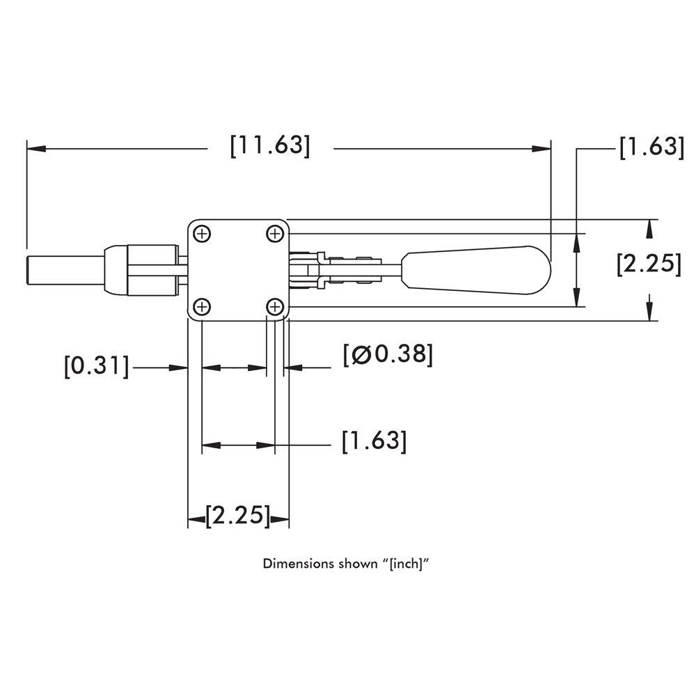 DE-STA-CO 620 Straight-Line Action Clamp by De-Sta-Co (Image #5)