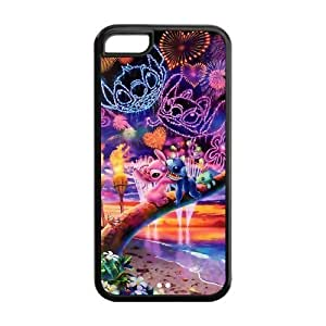 Mystic Zone Lilo and Stitch Cover Case for Iphone 5C TPU (Cheap IPhone5)