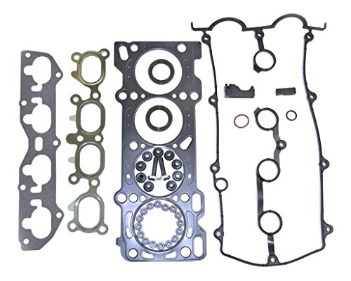Mazda Cylinder Head (ITM Engine Components 09-11181 Cylinder Head Gasket Set for 1998-2003 Mazda 2.0L L4, 626, Protege, Protege 5)