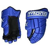 TronX Team LS Hockey Gloves (13 Inch Royal)