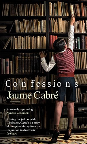 book cover of Confessions
