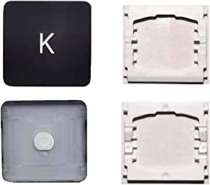 Replacement Individual K Key Cap and Hinges are Applicable for MacBook Pro 13&16inch Model A1989 A1990 and for MacBook Air Model A1932 Keyboard to Replace The K Keycap and Hinge