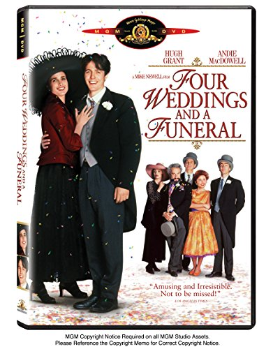 Four Weddings And A Funeral Book