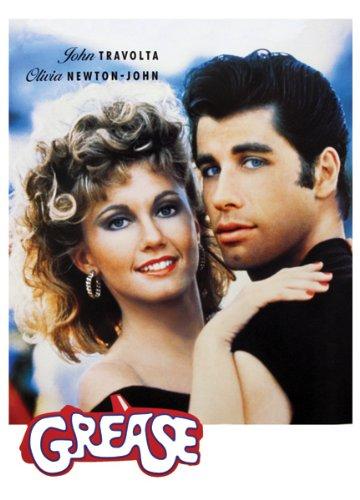 11x17 Poster Print Grease Movie Sheet
