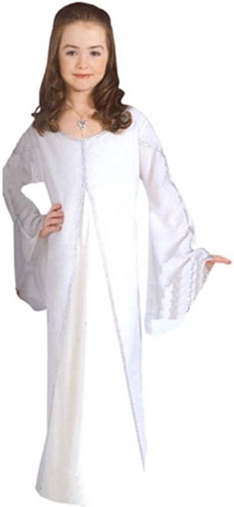 El señor de los anillos LOTR tm Arwen tm White Dress (Necklace not ...