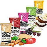 Health Warrior Chia Bars Variety, 15-Count