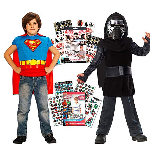 Dress Up Costumes Boy for Kids, Small Size