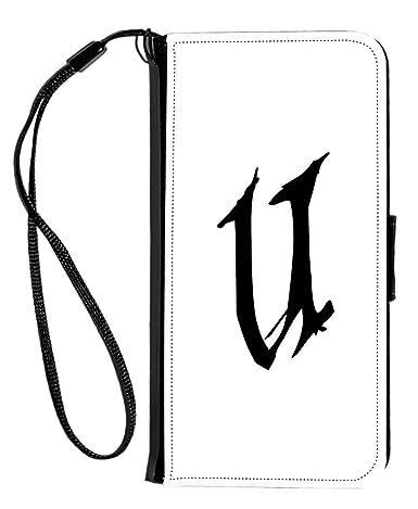 Amazon Com Rikki Knight Drunk Monogram Letter U Design Galaxy S6