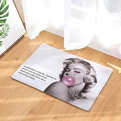 Amazon.com : D-Cute Retro Welcome Waterproof Door Mat ...