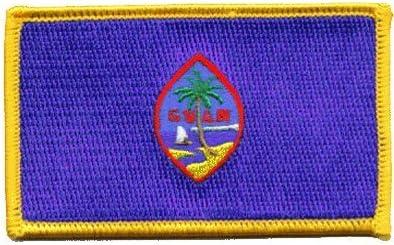 Guam Patch Iron on