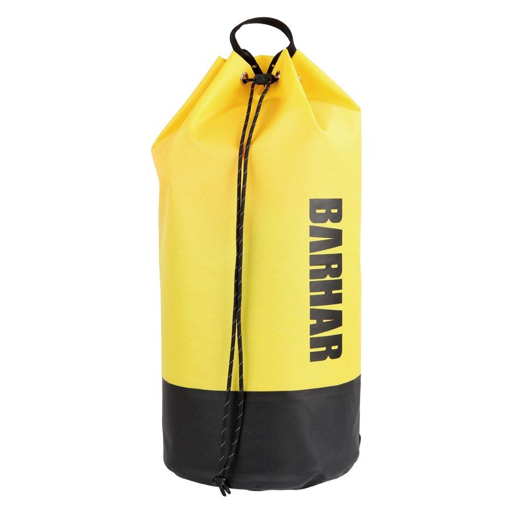 BARHAR ポータブル折りたたみ防水ロープバッグ キャビンアップストリーム機器 ロッククライミングロープバッグ レスキューエクスペディションバックパック 20L B072136JVL