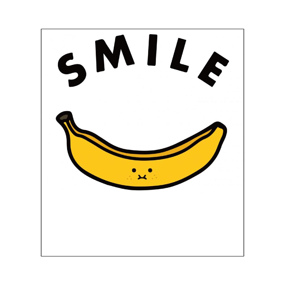 Harataki Smile Banana Unisex-Baby Newborn Short-Sleeve Bodysuit Rompers