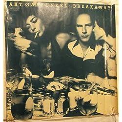 1975 Art Garfunkel Break Away Album Poster