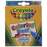 Bulk Buy: Crayola Coloring Book Large Washable