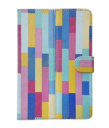 watch 6cc0a 00332 Fastway Flip Cover for Samsung Galaxy Tab 3 V -Multicolor