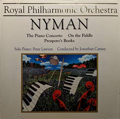 Nyman: The Piano Concerto; Prospero
