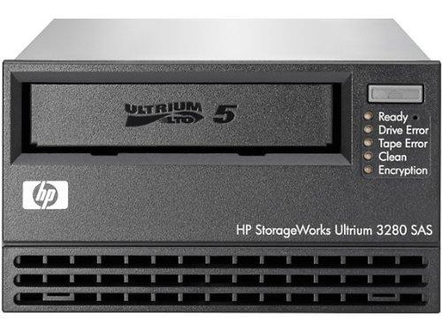 HP EH899B LTO-5 Ultrium 3280 - Tape drive - LTO Ultrium ( 1.5 TB / 3 TB ) - Ultrium 5 - SAS-2 - internal - 5.25 inch - encryption - for ProLiant DL360e Gen8, DL360p Gen8, DL385p Gen8, DL560 Gen8, ML310e Gen8, ML350p Gen8