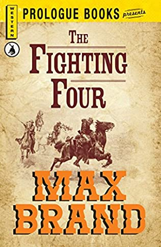 book cover of The Fighting Four
