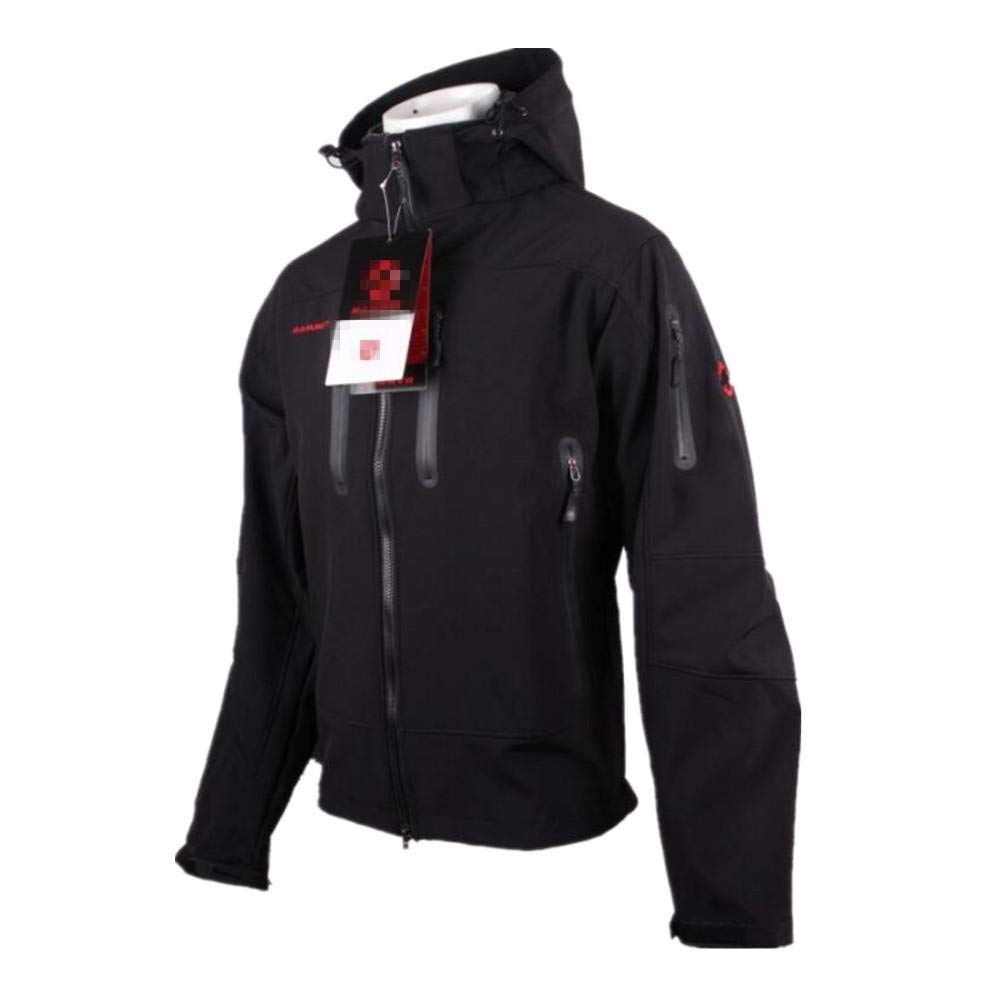 YT-ER 良い安全品質/男性のアウトドアクライミングクリップGスタンドカラーパーカーカジュアルルーズスプリングと秋スポーツソフトクリップg / s   B07G82TZMF