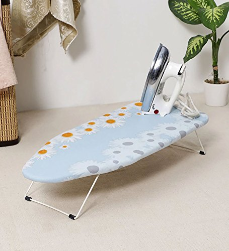 Magna Homewares Multi Functional Powder Coated Mild Steel Table TOP Ironing Board