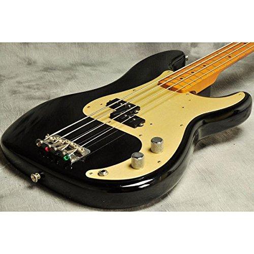 Fender USA American Vintage 57 Precision Bass Black (Fender Precision Bass Serial)