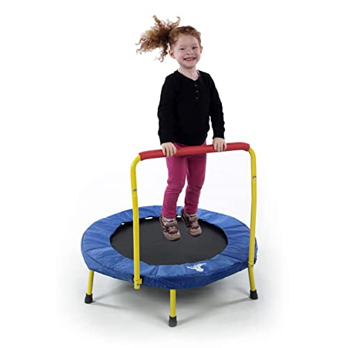 The Original Toy Company Fold & Go Trampoline