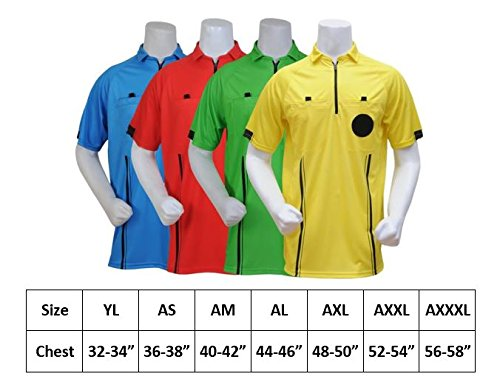 Total Soccer Factory NEW! 2018 Soccer Referee Jersey – DiZiSports Store