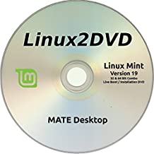 Linux Mint 19 LATEST RELEASE - MATE Desktop Version - Install / Live DVD ( 32/64 bit )