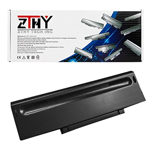 ZTHY 6-Cell R15b Laptop Battery for Averatec R14kt1#8750 Scud 23+050272+12 R15d R15b #8750 Scud Durabook R15d R15g R15c R15gn R15 S15 S14 4400mAh 11.1V from ZTHY