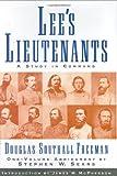 Lee's Lieutenants, Douglas Southall Freeman, 1568525095