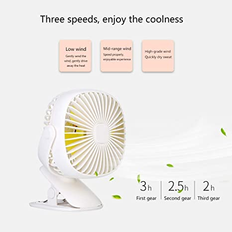 Multi-function 3-in-1 Desktop Mini Usb Charging Fan Rotary 360 Degree Square Led Night Light Small Fan Personal Quiet Fan Portable Handheld Electric Fan