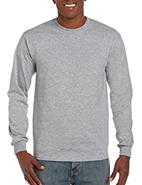 Mens Ultra Cotton Jersey Long Sleeve Tee