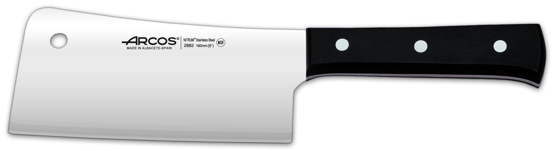 Arcos 6-1/2-Inch 160 mm Universal Cleaver