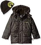 Weatherproof Chamarra Resistente a la intemperie para niños, Color Negro (Black J), Talla 7