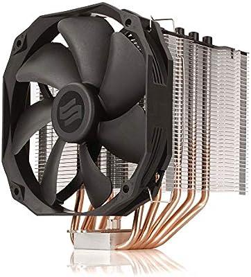 SilentiumPC Fortis 3 HE1425 Disipador de CPU con Ventilador PMW de ...
