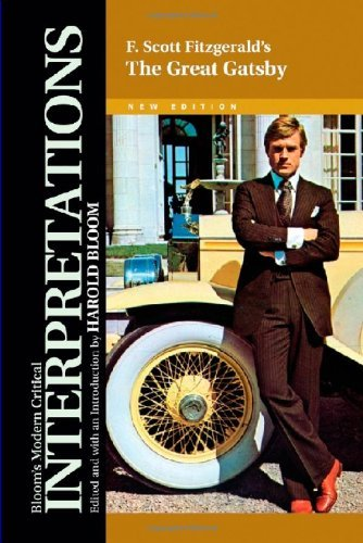 Amazon the great gatsby blooms modern critical the great gatsby blooms modern critical interpretations by fitzgerald f scott fandeluxe Images