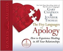 15f94e2f0e1 The Five Languages of Apology  Gary Chapman