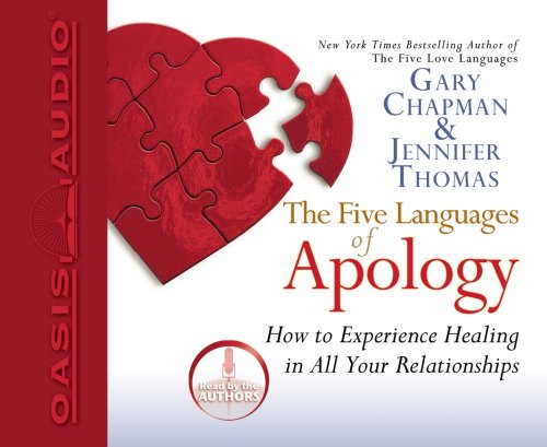 The Five Languages of Apology by Brand: Oasis Audio