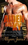 img - for Aiden and Ky (Tales of the Shareem) (Volume 3) by Allyson James (2014-04-16) book / textbook / text book