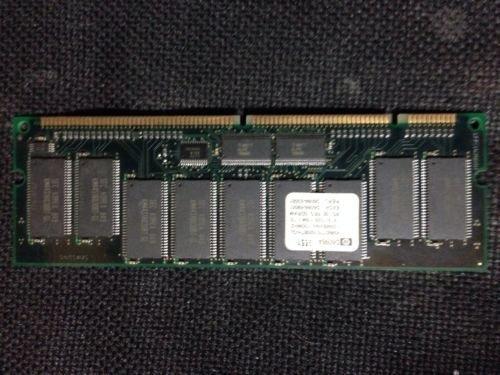 (HP D6098A 128MB PC100 SDRAM MEMORY MODULE)